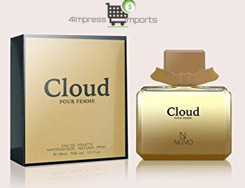 Parfums Nuvo Pour Cloud Femme Perfume WreEQCxdBo