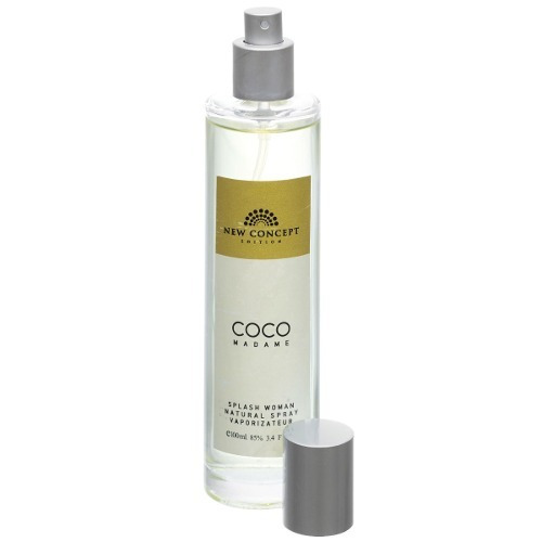 perfume coco madame dama 100ml