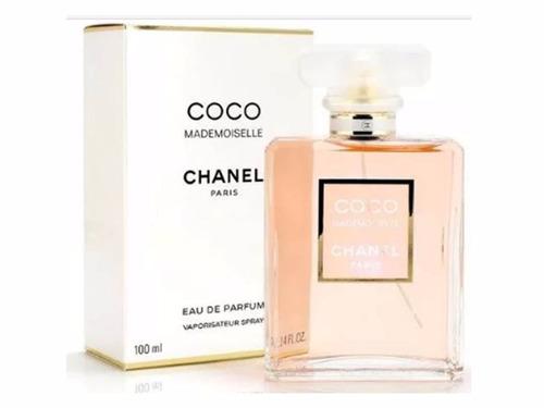 perfume coco mademoiselle 100 ml
