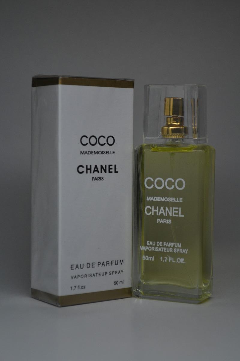 3a379f236 Perfume Coco Mademoiselle Chanel Feminino 50ml Contratipo - R  49