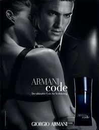 perfume code giorgio armani 75ml p/caballero importado
