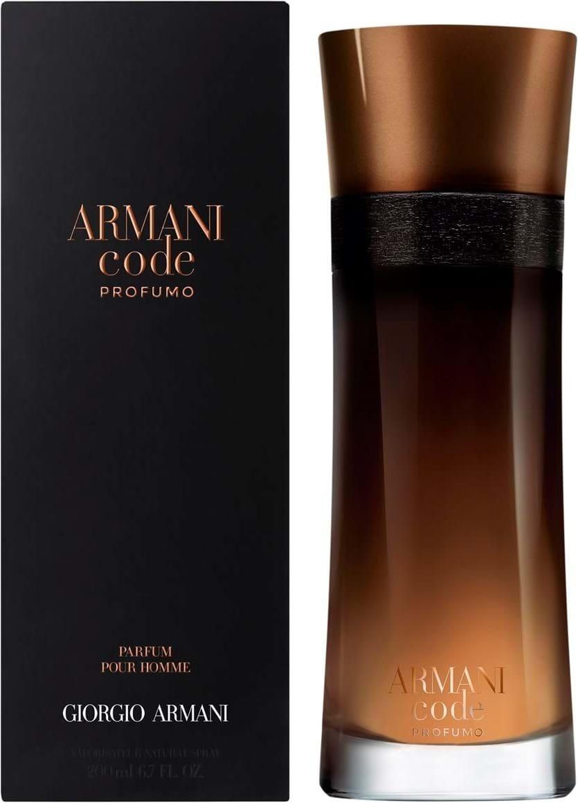 Giorgio Armani Perfume Profumo Caballero Code 100ml Original 6gbf7Yyv