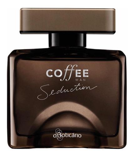 perfume coffe man seduction 100ml o boticário