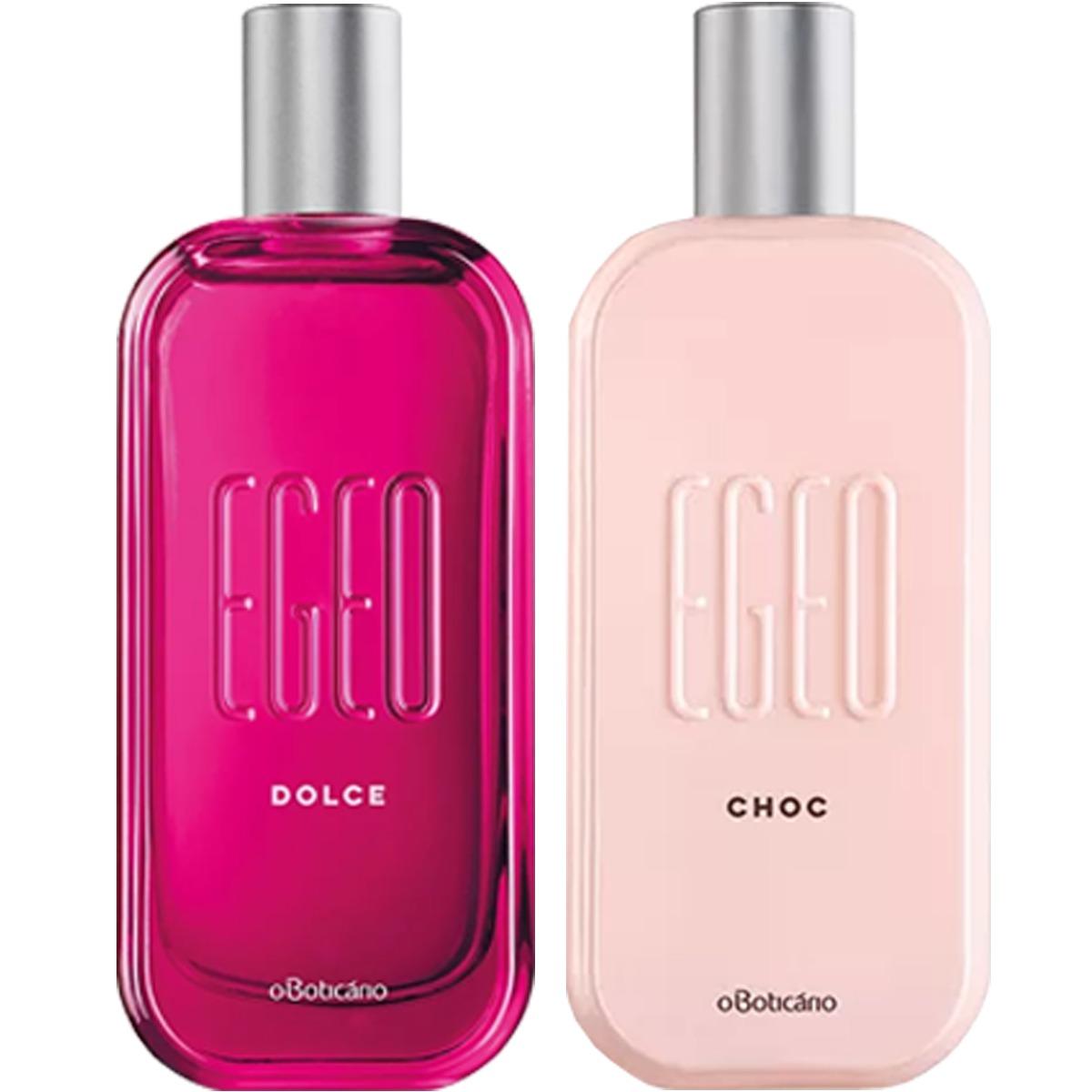 f50669e28ad48 perfume colônia egeo dolce + egeo choc o boticário promoção. Carregando  zoom.