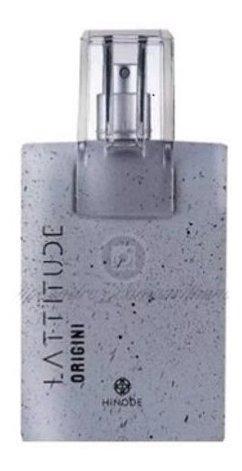 perfume colônia fragrância lattitude origini masculino 100ml