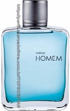 perfume colônia natura homem desodorante 100 ml