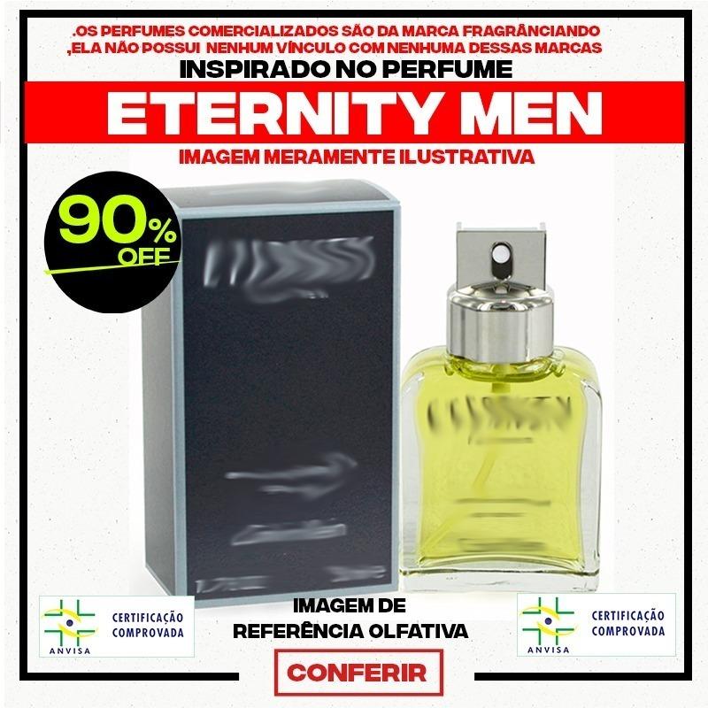 d4ee2e3124b Perfume Contratipo Do Eternity Masc 50ml (similar) - R  22