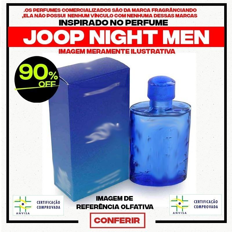 94d2ed6f365 Perfume Contratipo Do Joop Nightligh Masc 50ml (similar) - R  22