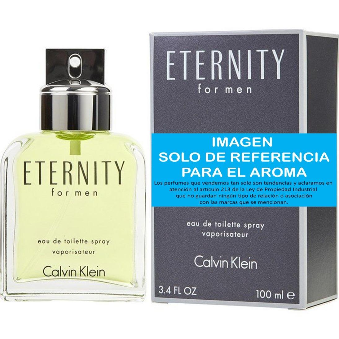 1c48ee93b9d38 perfume contratipo o tendencia a eternity zenz feromonas. Cargando zoom.