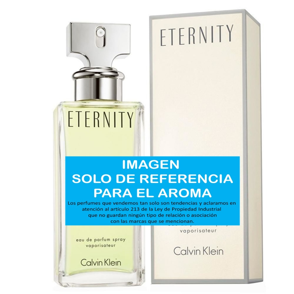 fb1fcc28f perfume contratipo o tendencia a eternity zenz feromonas. Cargando zoom.