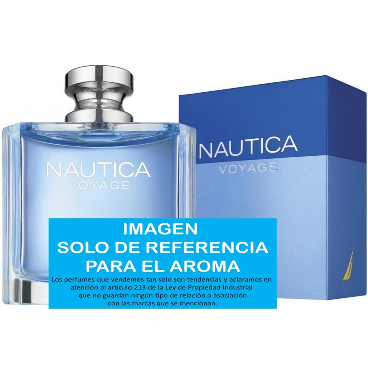 1e217b13e Perfume Contratipo O Tendencia Voyage Con Feromona -   139.00 en ...