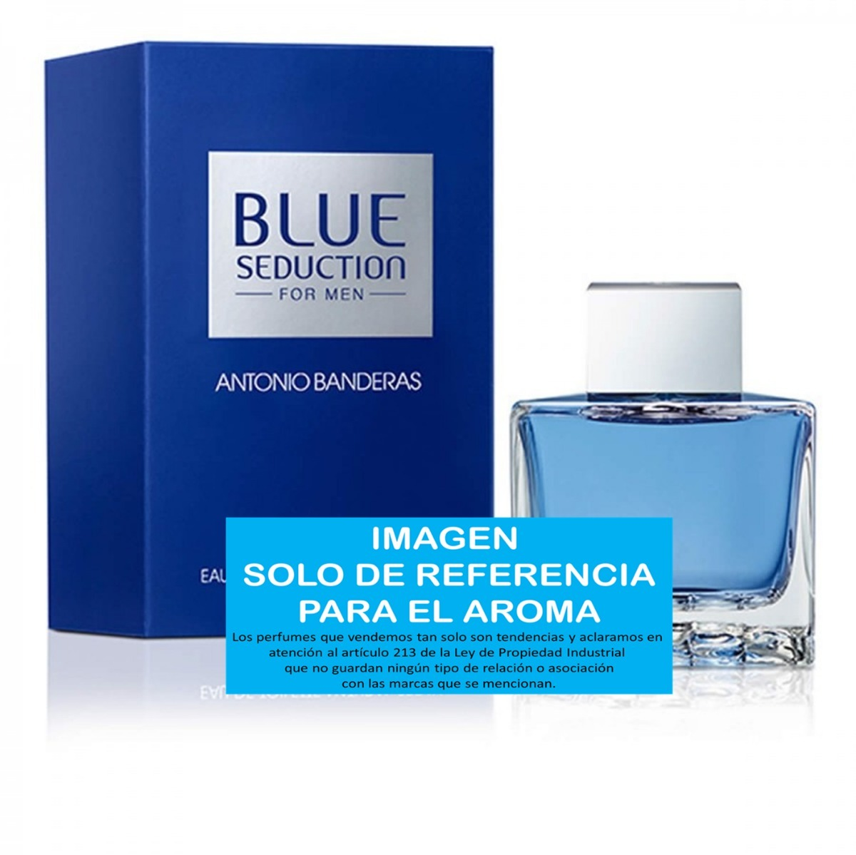 a32658e2f perfume contratipo tendencia a blue seduction zenz feromonas. Cargando zoom.