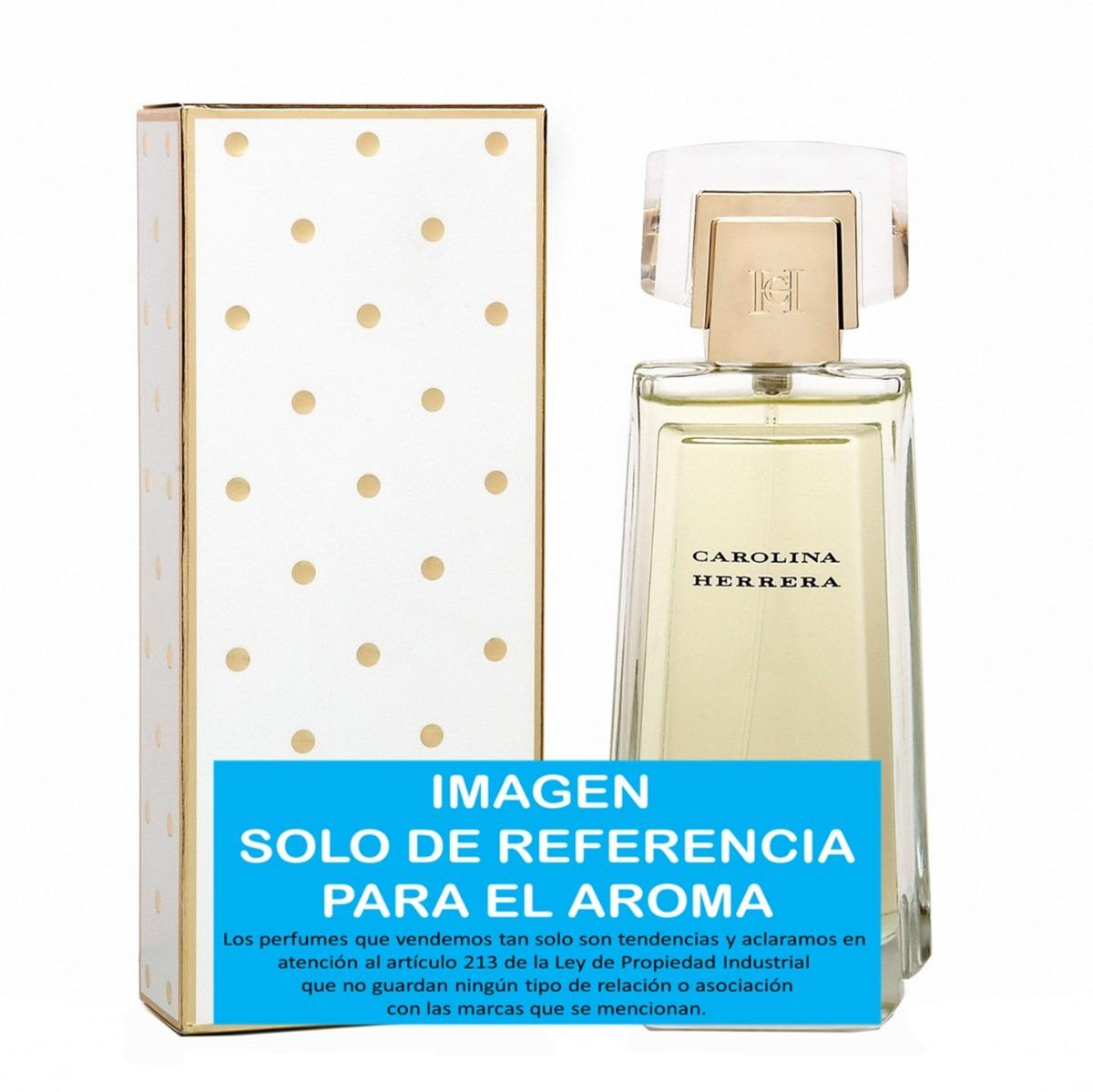 Tendencia Feromonas Carolina Herrera Zenz Perfume Contratipo 0wvmN8n