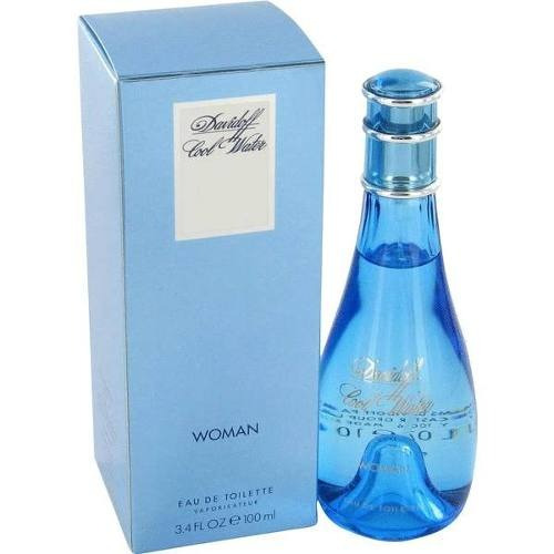 perfume cool water by davidoff 100 ml women