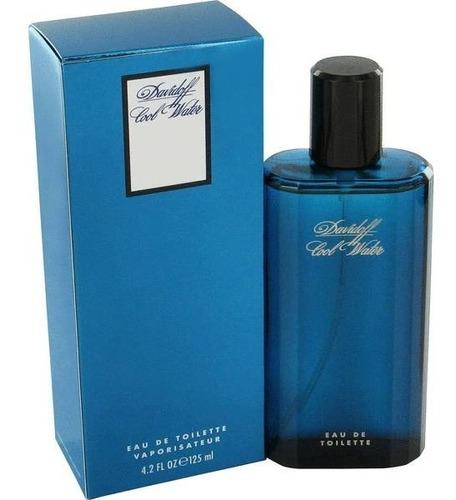 perfume cool water by davidoff 125 ml men