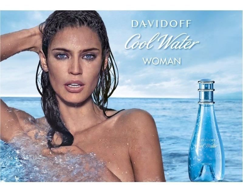 Perfume Cool Water Davidoff Mujer 50 Ml