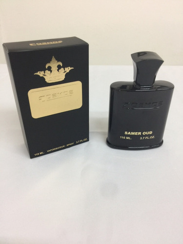 perfume cosmos samer oud 110 ml men creed