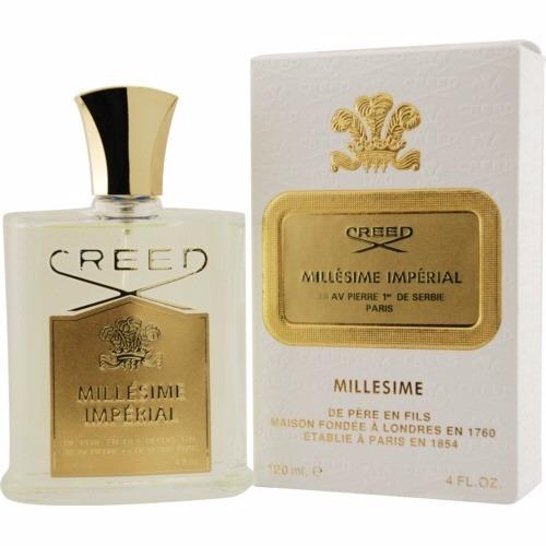 perfume creed millesime imperial 120ml para hombre