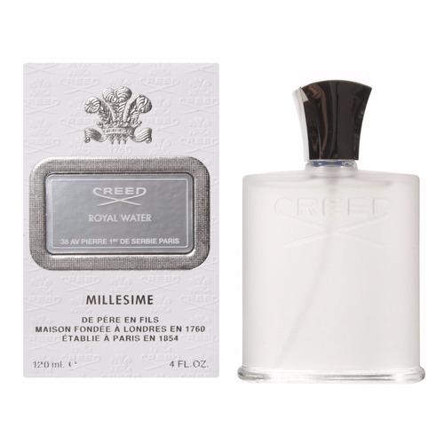 perfume creed royal water 120ml para hombre