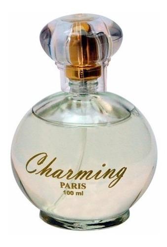perfume cuba charming edp feminino 100ml original