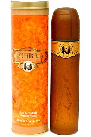perfume cuba gold 100 ml original para hombre envio hoy