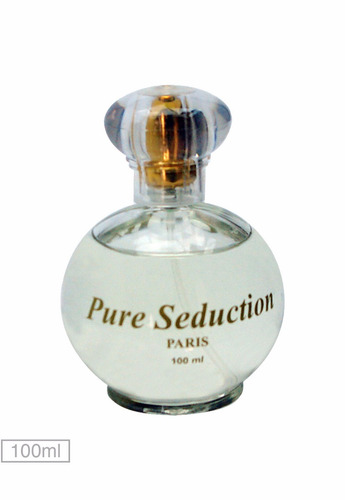 perfume cuba pure seduction edp feminino 100ml original