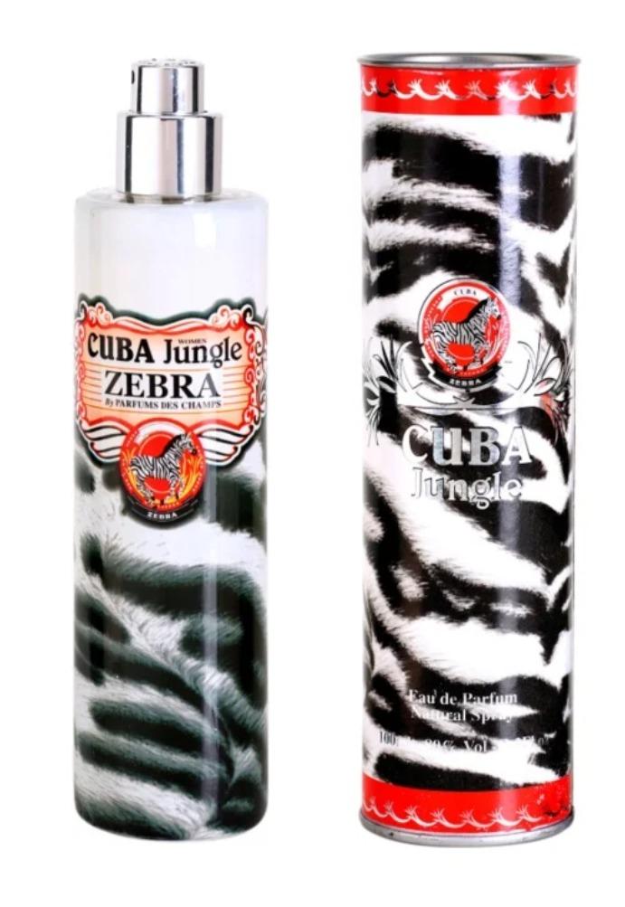 15176cb6c7 perfume cuba zebra for women - eau de parfum - natural spray. Cargando zoom.