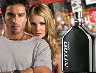 perfume cyzone nitro 100ml para hombres