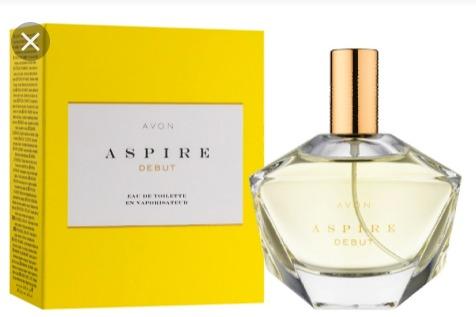 Perfume Dama Avon Aspire Debut 64500 En Mercado Libre