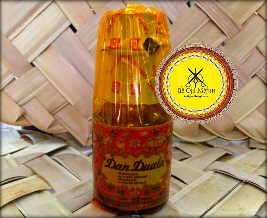 Perfume Dan Duala - Afrodisíaco Africano Importado Atrativo