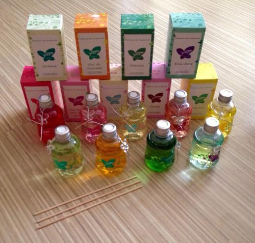 perfume de ambiente lumi - erva doce - 250ml