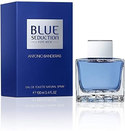 perfume de caballero antonio banderas blue seduction