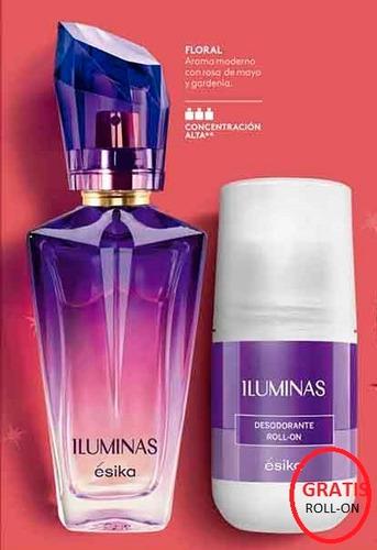 perfume de mujer esika - iluminas
