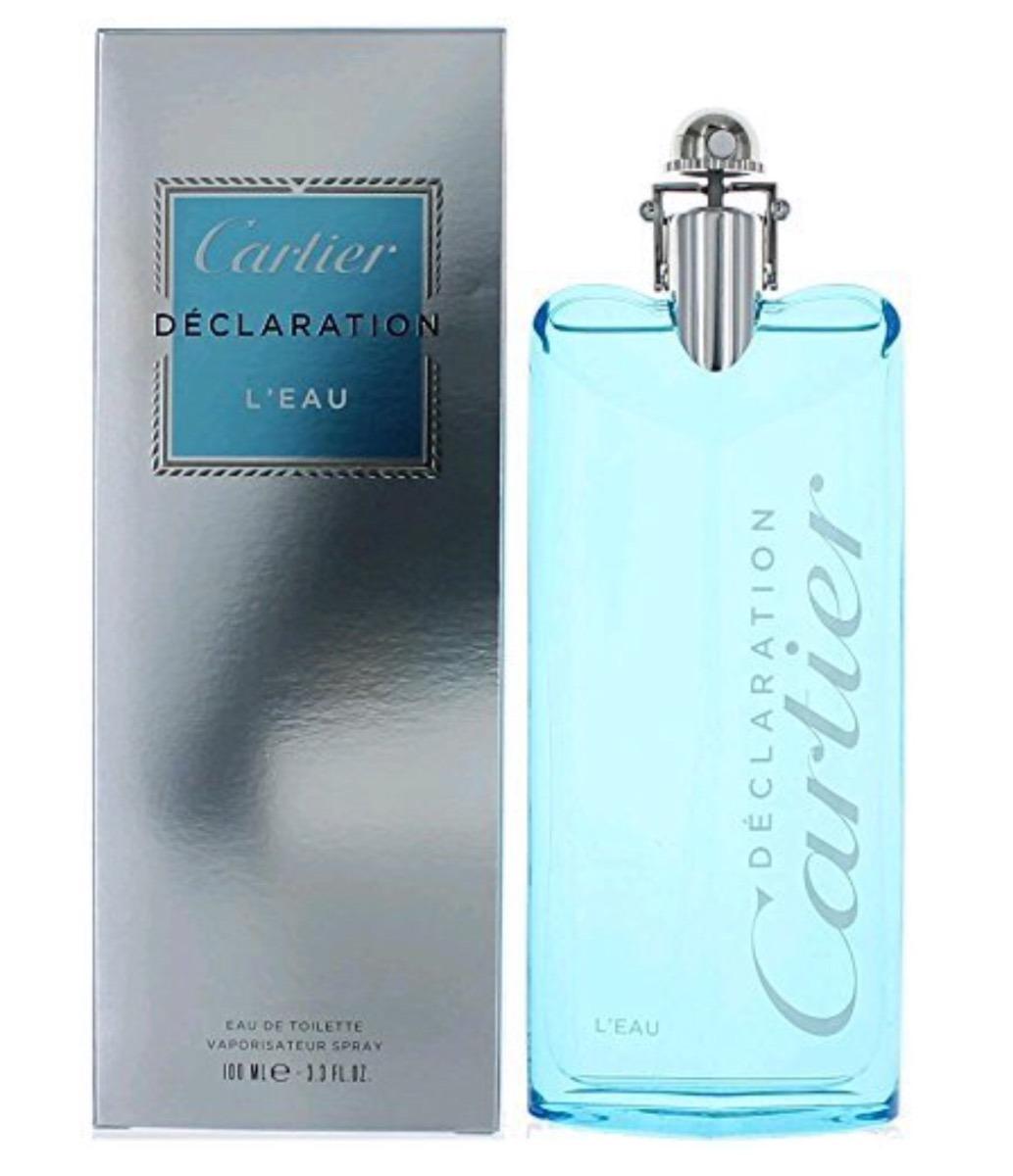 df7492d90a8 perfume déclaration l eau cartier edt 100ml masculino lacrad. Carregando  zoom.