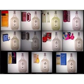 Perfume Deo Colonia Yes Cosmetics Kit Com 8 Unidades