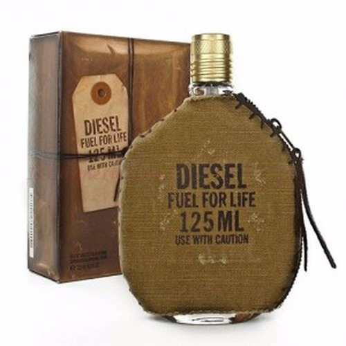 perfume diesel  -- fuel for life --  caballero 125ml --