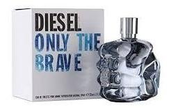 perfume diesel only the brave men 4.2oz.125ml original