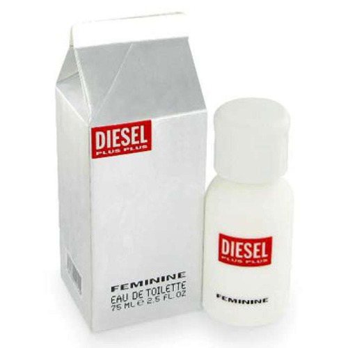perfume diesel plus plus 75 ml women
