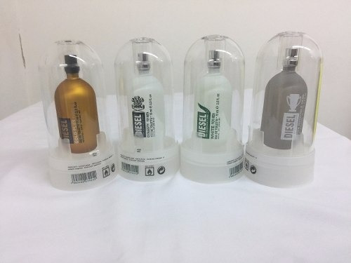 perfume diesel set x 4  incluye 4 fragancias hombre