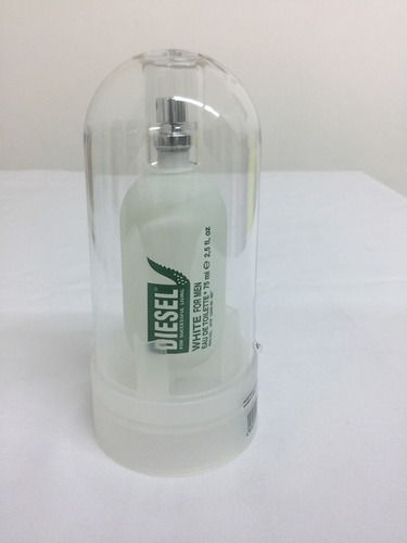 perfume diesel white 75 ml men