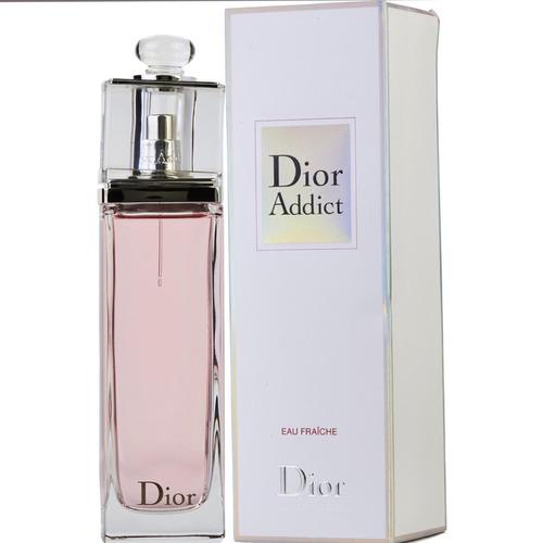 perfume dior addict eau frauche edt 100ml