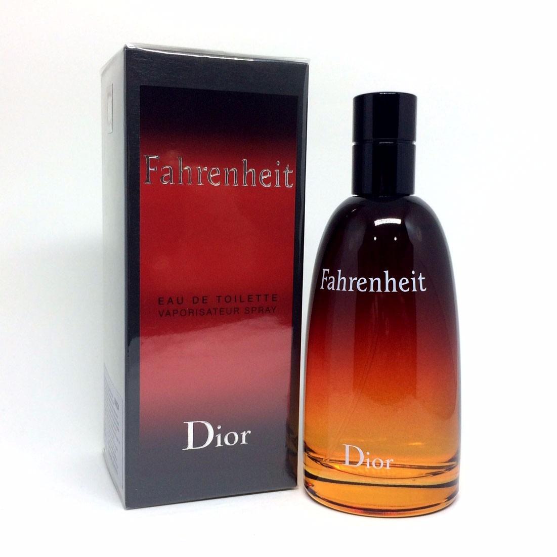 Perfume Dior Fahrenheit 100ml Masculino | Original ...