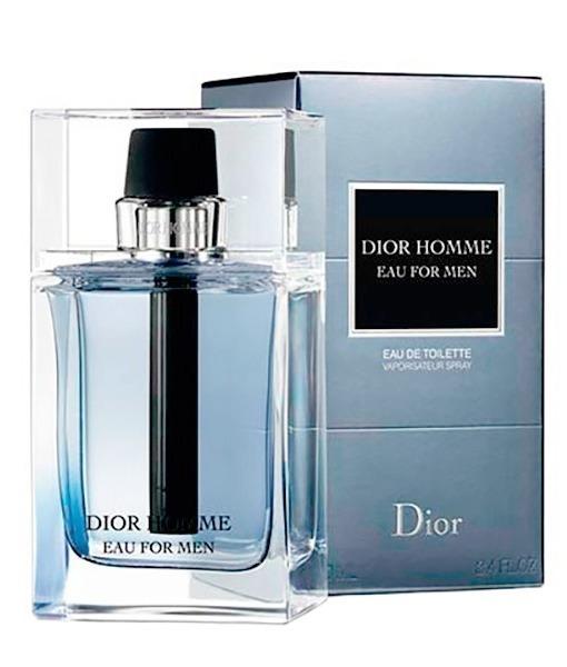 5e2b4fc5fd3 Perfume Dior Homme Eau For Men Masculino 100ml Edt Original - R  369 ...