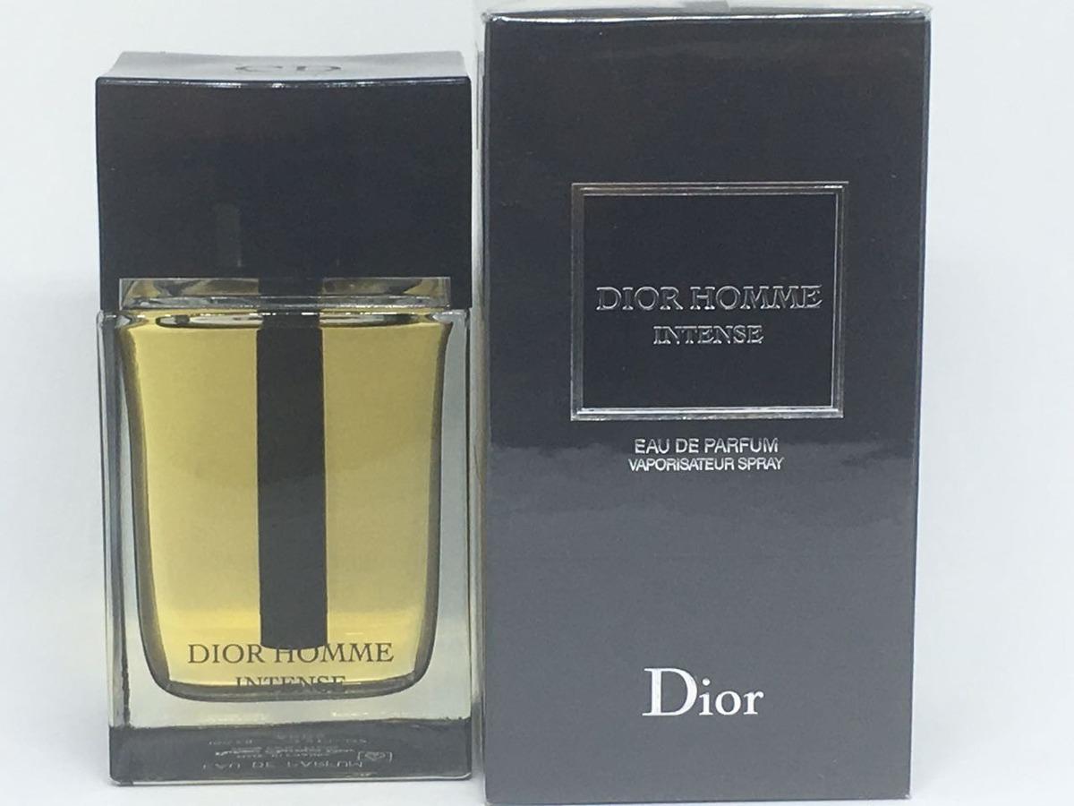 1b80af1274d perfume dior homme intense masculino 100 ml + amostra. Carregando zoom.