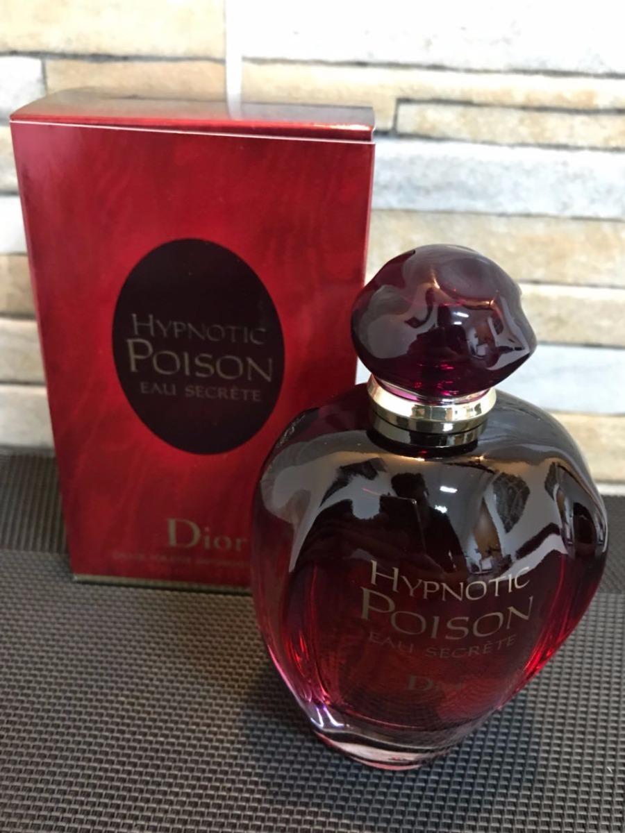 7cc564e2055 perfume dior hypnotic poison eau secrète edt 100ml tester. Carregando zoom.