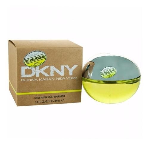 perfume dkny be delicious de donna karan 100ml. damas
