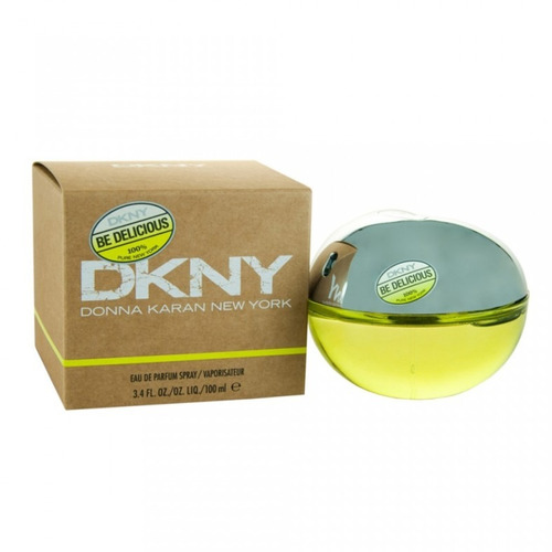 perfume dkny be delicious for woman eau de parfum 100 ml
