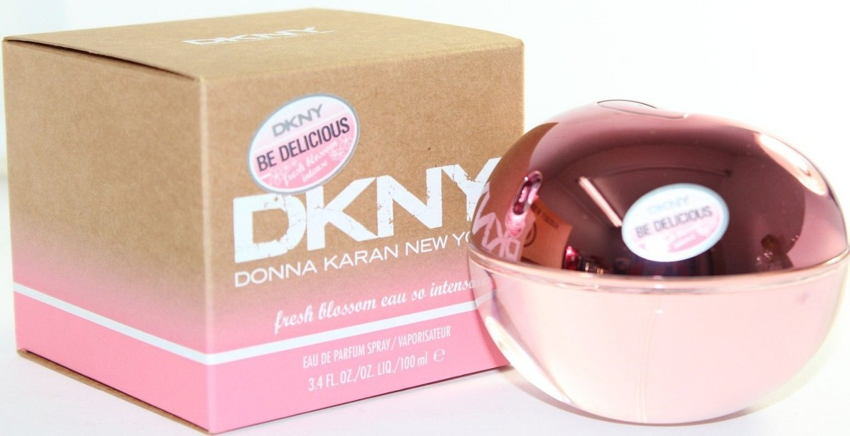 perfume dkny mujer be delicious