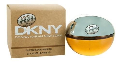 perfume dkny be delicious men de donna karan 100ml. caballer