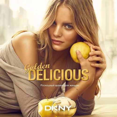 perfume dkny delicious golden 100ml